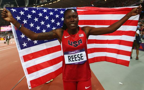 La estadounidense Brittney Reese logra su cuarto título mundial en longitud