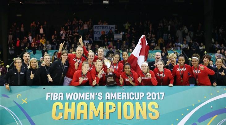 Canadá se impuso ante Argentina y revalidó su título de campeón continental