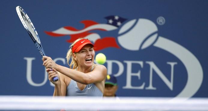 Maria Sharapova recibe wild card para jugar el US Open