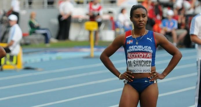 Mariely Sánchez queda eliminada en Mundial de Atletismo