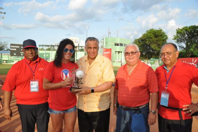 La RD pasó la prueba con nota sobresaliente en Panamericano de Softbol