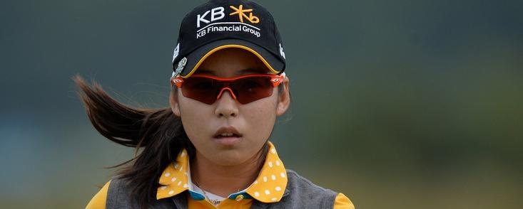 Victoria coreana en el Ladies Scottish Open