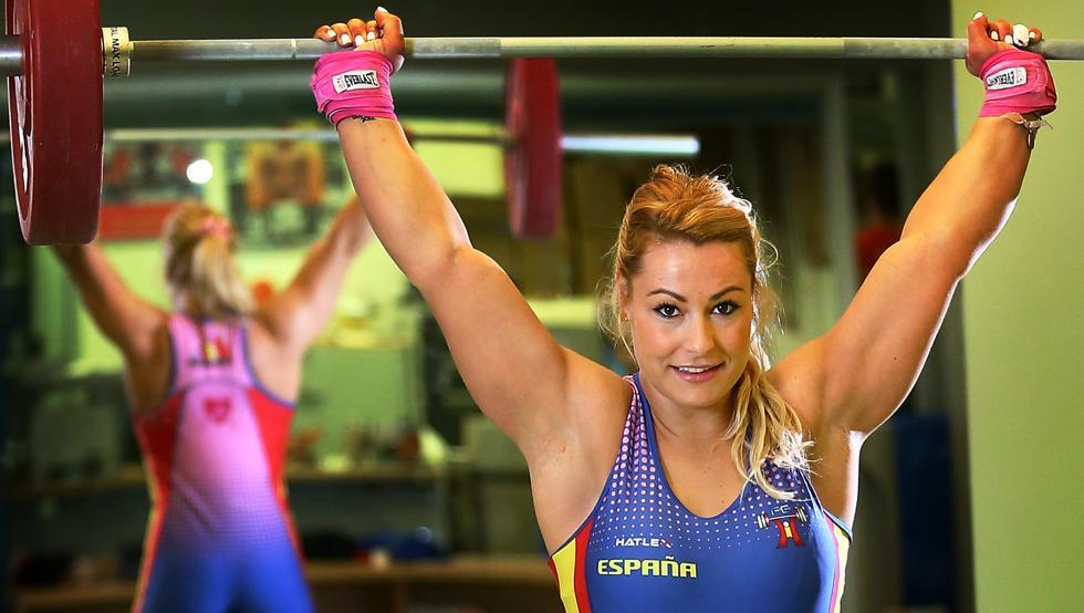 Lydia Valentín también es plata en Pekín 2008 para la Federación Internacional
