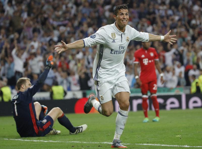 Una californiana pagará 32.000 euros por pasar un día con Cristiano Ronaldo