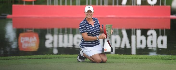 Cristie Kerr cumplió los pronósticos y se hizo con la victoria
