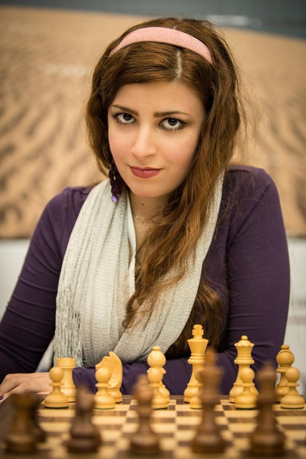 Dorsa Derakhshani, prohibida en Irán jugará para EE UU