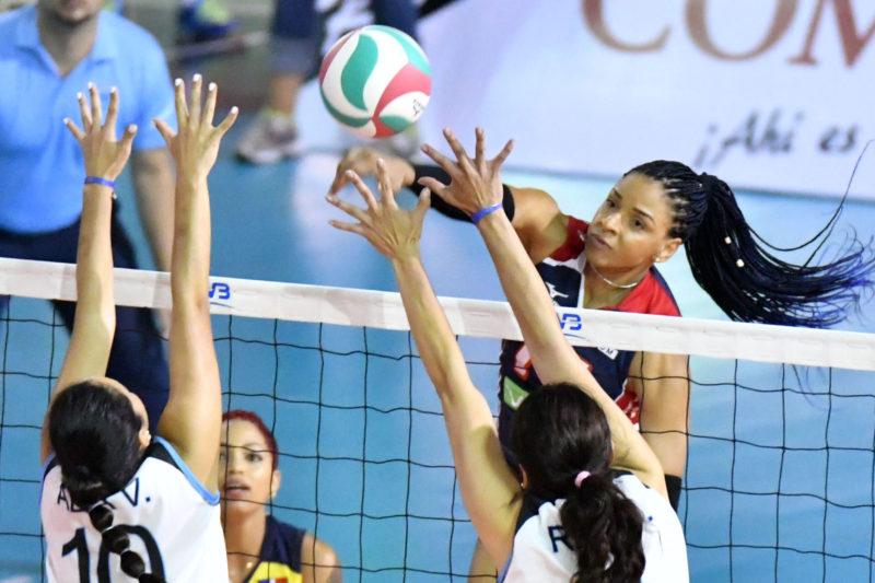Dominicana barre a Guatemala en el Clasificatorio Continental