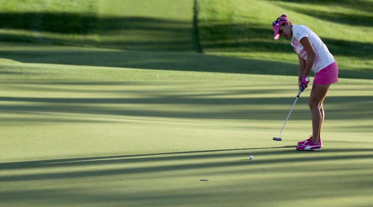 El golf femenino se quita los complejos