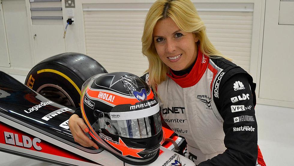 Acuerdo entre la piloto de prueba de F1 fallecida en 2013