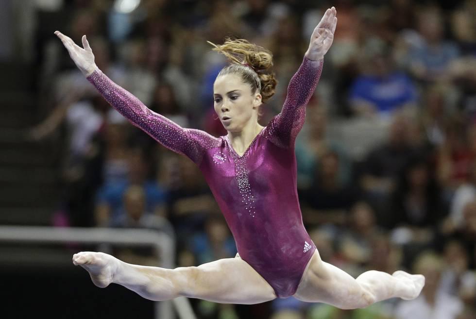 El desgarrador testimonio de abuso sexual de la gimnasta estadounidense McKayla Maroney