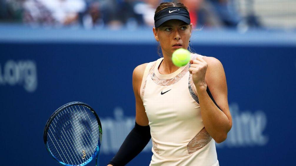 Sharapova sufrió pero se tomó revancha en Pekín