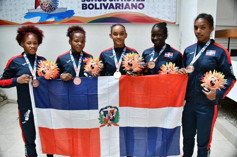 Judo cierra con bronce por equipo femenino en Bolivarianos