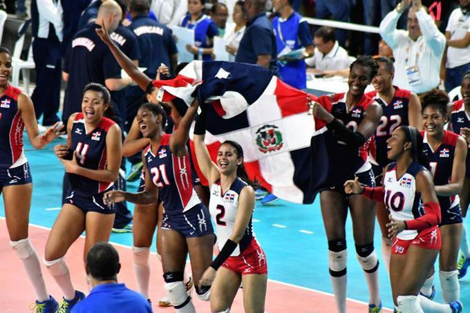 Las Princesas del Caribe se llevaron el oro en los Juegos Bolivarianos