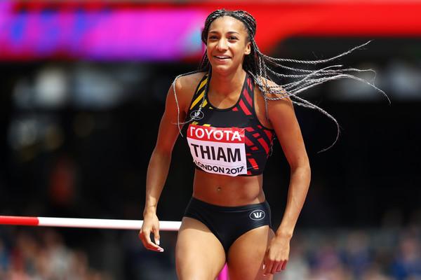 Nafissatou Thiam elegida mejor atleta del año por la IAAF