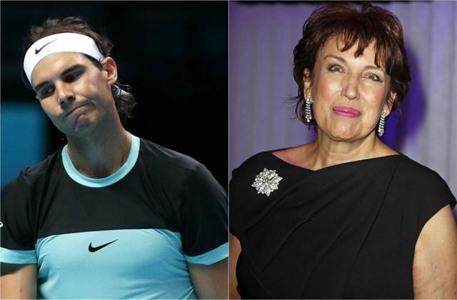 Condenan a la ex ministra francesa de deportes por difamar a Rafa Nadal