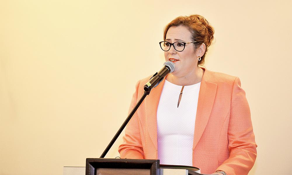 Janet Camilo: acoso sexual se ve en medios y partidos