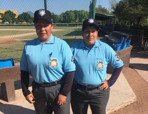 Las mujeres árbitros suenan su voz en el béisbol mexicano