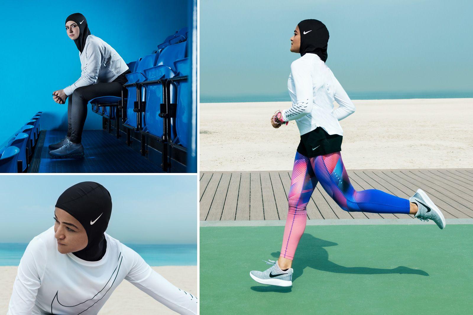 La Nike lanza al mercado el polémico velo para las mujeres