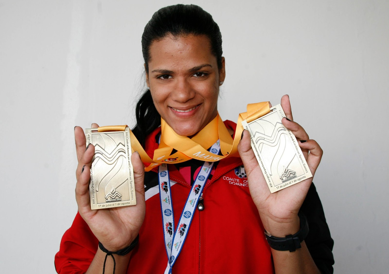 Rosy Félix dice que Dios fue su refugio tras su sueño roto de Juegos Olímpicos