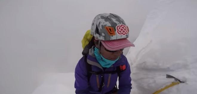La nepalí que desafía los prejuicios de las alturas