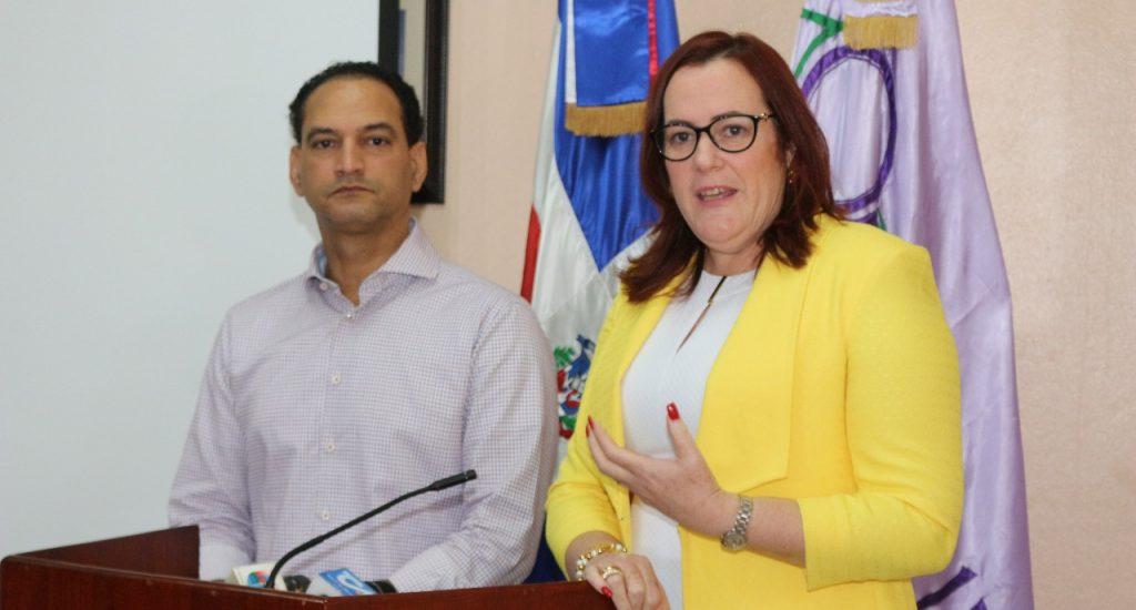 Janet Camilo: Botón de Pánico debe ser tratado y valorado por actores del sistema