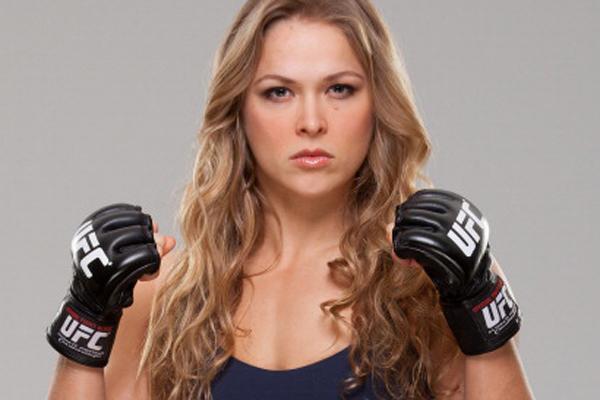 WWE busca que Ronda Rousey combata en lucha libre