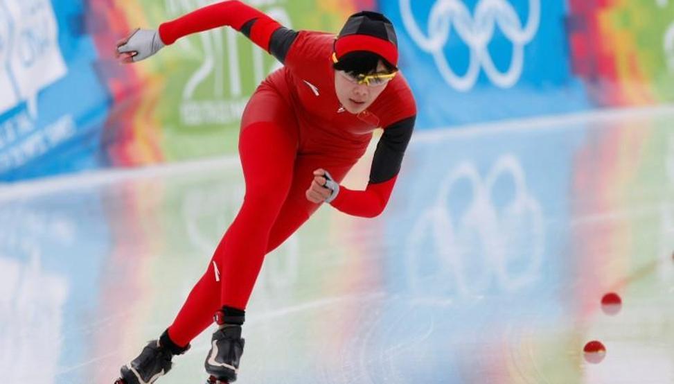 La patinadora china Shi Xiaoxuan, suspendida dos años por dopaje