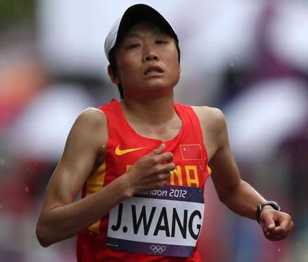Maratoniana china Wang Jiali, suspendida ocho años por dopaje