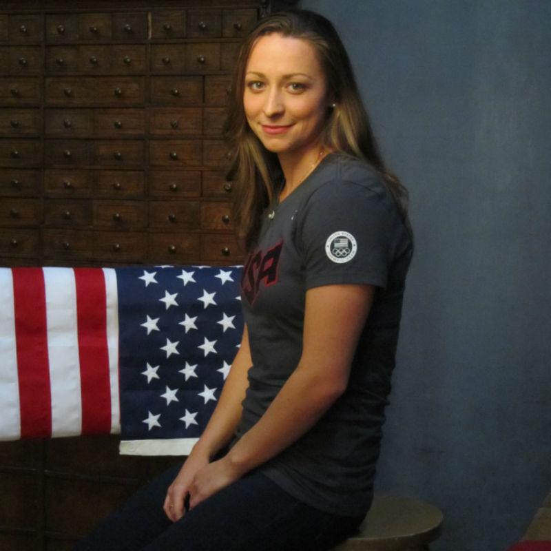 La ex campeona mundial de natación Ariana Kukors denuncia al ex seleccionador de EEUU por abusos sexuales
