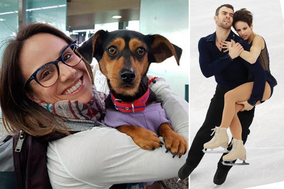 Ganó una medalla olímpica y luego salvó un perro que iba a ser cocinado