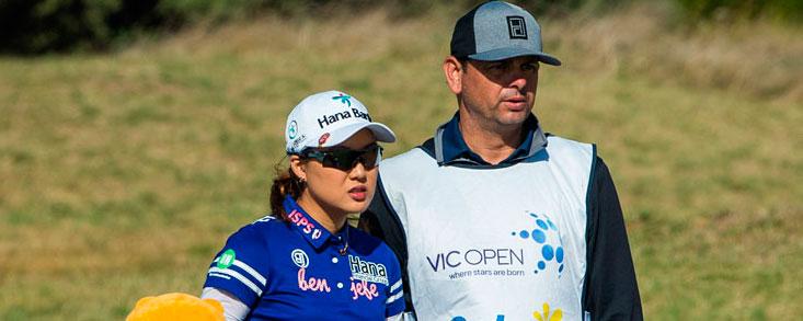 Minjee Lee asume el mando del Ladies European Tour
