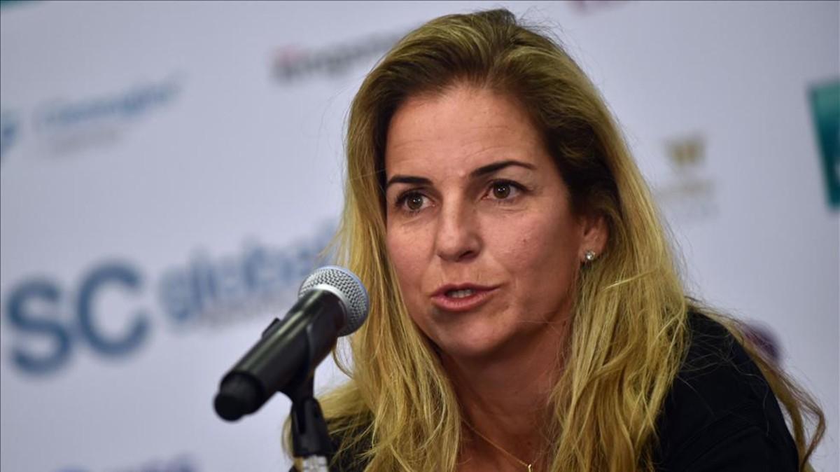 El Banco de Luxemburgo pide prisión para Sánchez Vicario