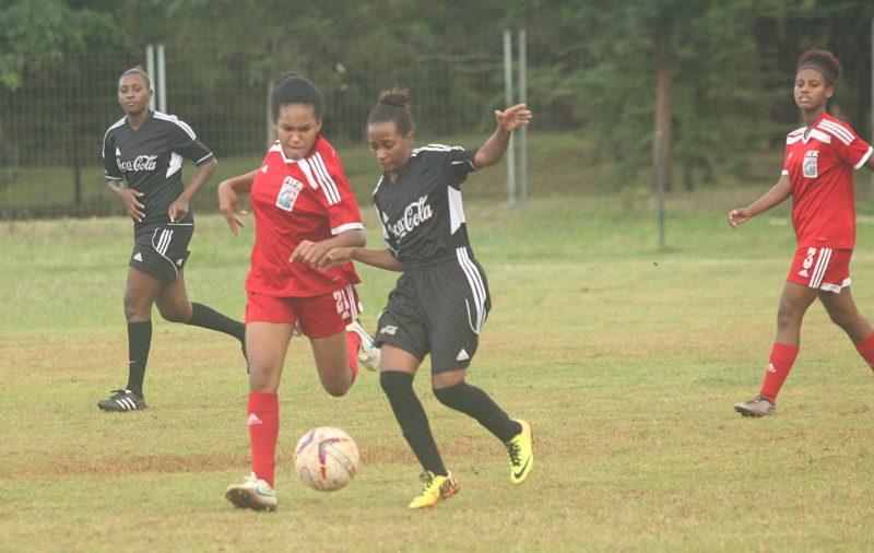 Nagua, El Seybo y Castillo avanzan a ronda final en Liga de Fútbol Femenina