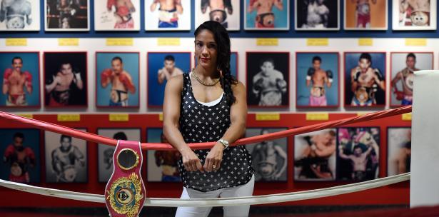 La ex monarca de boxeo Amanda Serrano tiene fecha de debut en las artes marciales mixtas