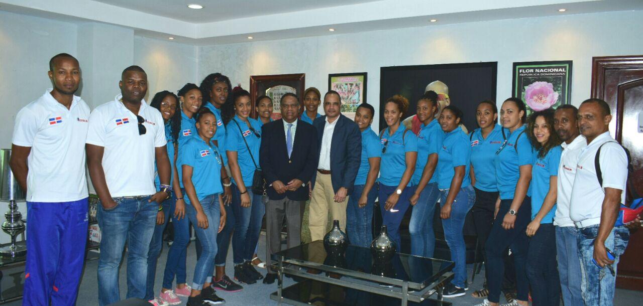 Balonmano Juvenil de República Dominicana sale a Brasil a buscar plaza al Mundial Juvenil Femenino