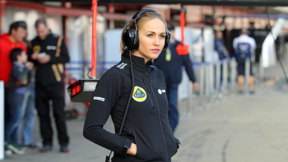 Para Jordá, la Fórmula E es un reto más asequible para la mujer que la Fórmula 1