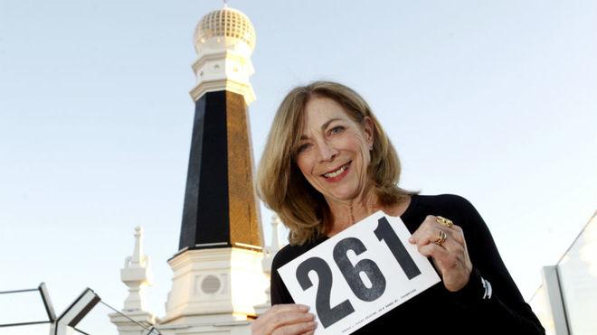 Kathrine Switzer correrá el maratón de Londres… a los 71 años
