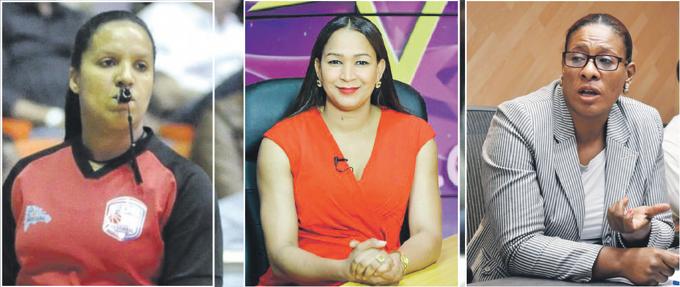 Amplia presencia femenina en la administración deportiva de RD