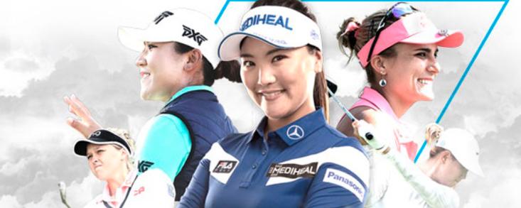 Las mejores golfistas del mundo en busca del primer Major del año