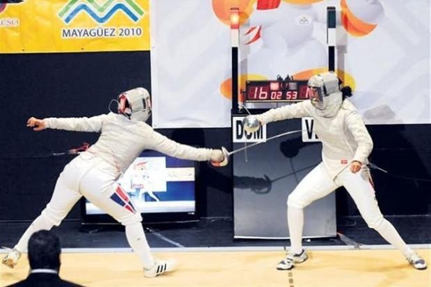 Rossy Félix y Heyddys Valentín tomarán parte en Copa Mundial Esgrima