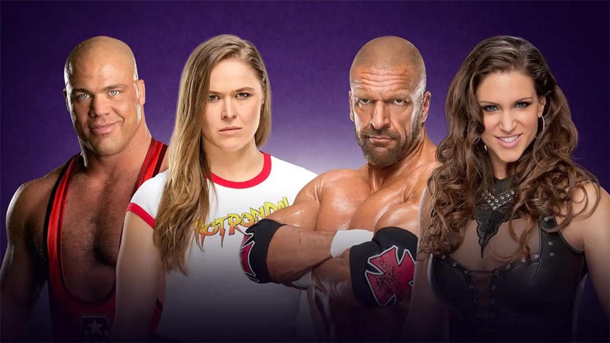 Ronda Rousey ya conoce cartelera para Wrestlemania 34