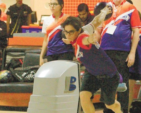 Aumí Guerra logra oro en torneo Iberoamericano de boliche en SBC