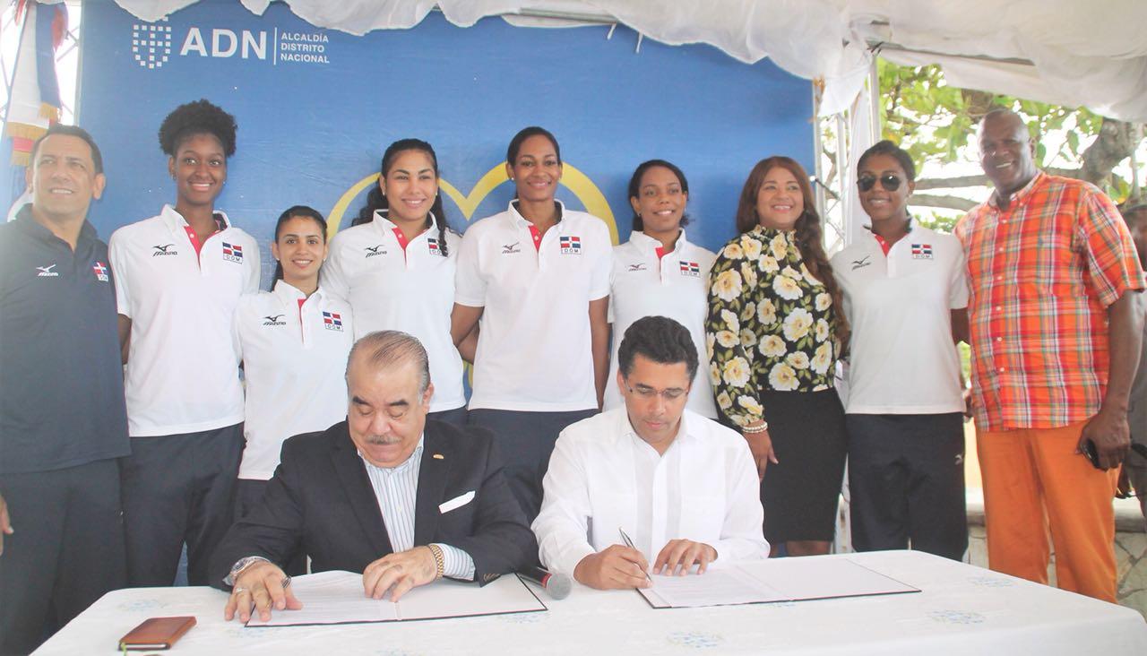 Copa Panamericana de Voleibol Femenino recibe respaldo