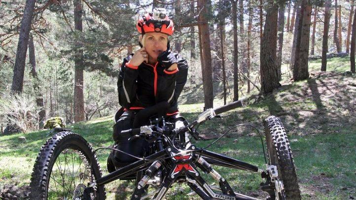 """Hassen-Bey: """"Voy a ser la primera mujer en silla de ruedas en el Kilimanjaro"""""""