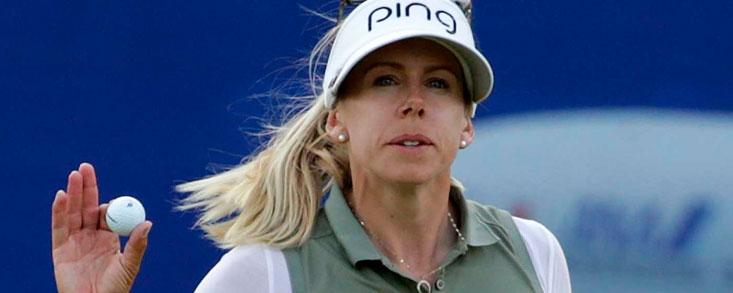 Pernilla Lindberg logra primer Grande en la LPGA en apretado playoff
