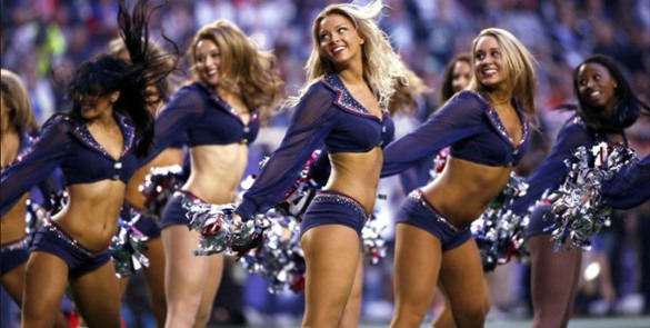 Las porristas de NFL y sua lucha contra el acoso sexual