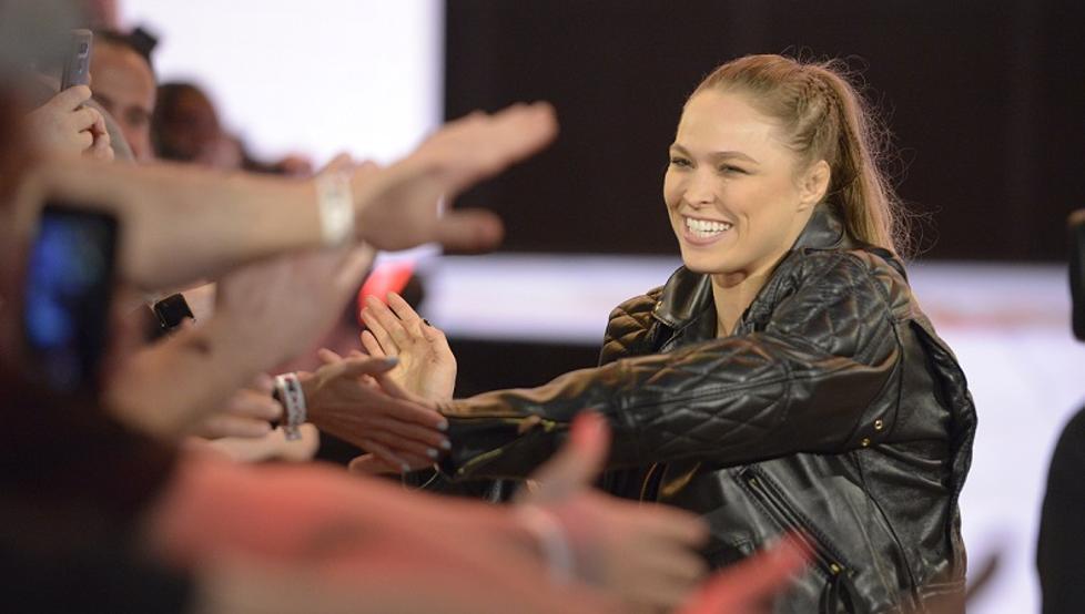 Ronda Rousey puede regresar para Wrestlemania 35