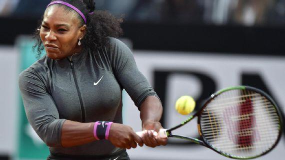 """Serena Williams: """"No pienso en mi retiro"""""""