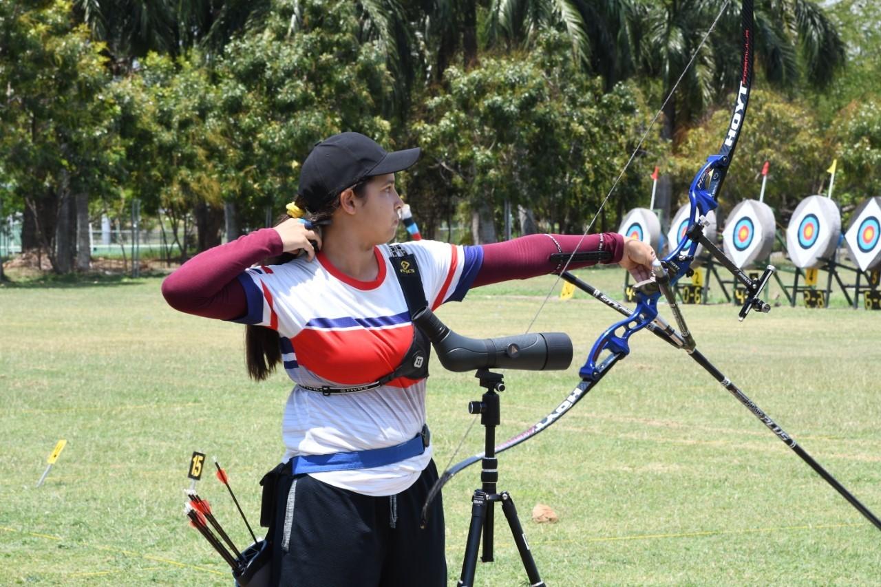 Populares Mujer Deportiva RD – Arquera Jerez, a clasificatorio Juegos  EE68
