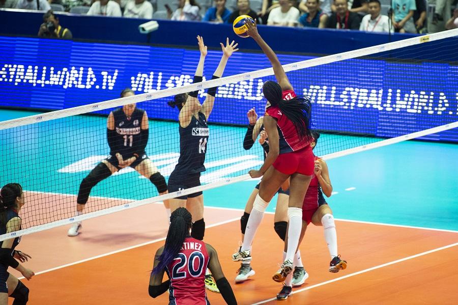 Corea consigue ajustado triunfo 3-2 ante Dominicana